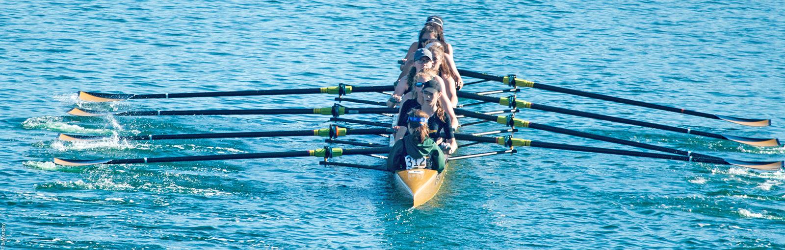 Varsity Rowing